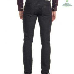 "Jogg jeans zwart regular fit, ""Paspoort""-900 Aloe"
