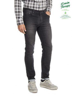 Jogg jeans zwart/grijs