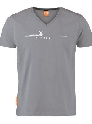 Okimono T-shirt heren