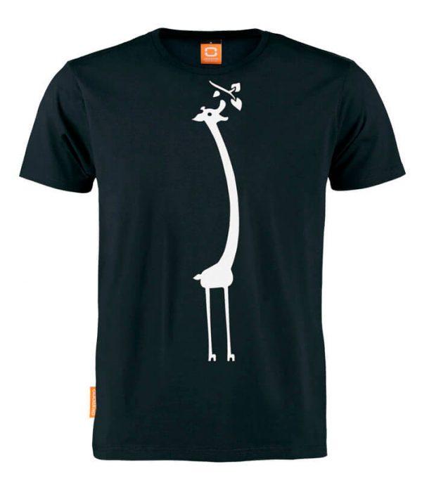 t-shirt hungry giraffe