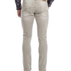 jeans beige achterkant