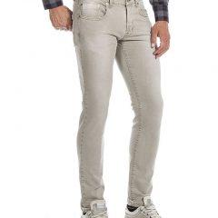 jeans stretch beige