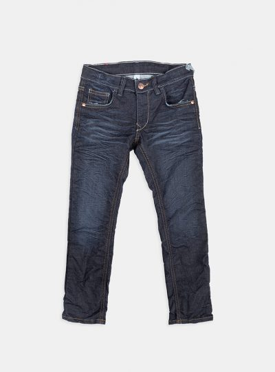 Jogg jeans kids, slim fit, donkerblauw-112 (New Arrival)
