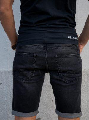 Blackram donkergrijs achterkant