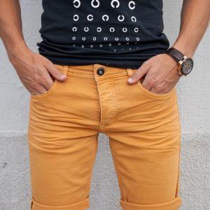 Blackram kort oranje