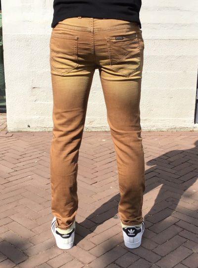 Jogg jeans heren camel, (bestseller weer op voorraad!)