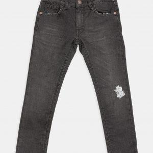 Jogg jeans zwart