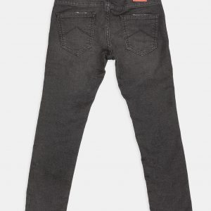 Jogg jeans zwart achterkant
