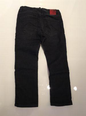 Jogg jeans kids zwart achterkant