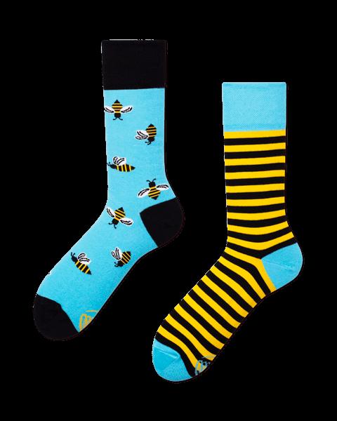 Sokken bezige bijtjes