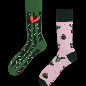 Sokken prikkelende cactus