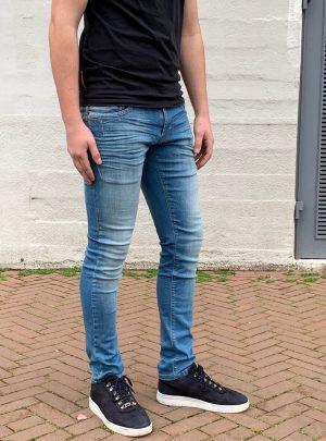 Spijker Joggingbroek Heren.Spijker Joggingbroek Heren Zeer Comfortabel Jogg Jeans