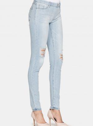 Jegging jeans kapot