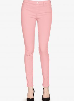 Jegging roze dames-424 (New Arrival)