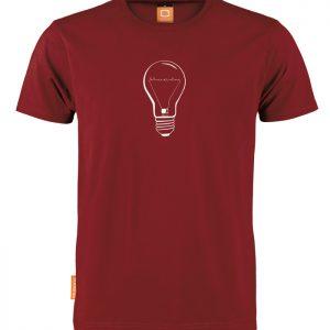Okimono lamp rood