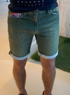 Jogg jeans korte broek groen