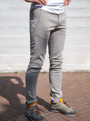 Chino Carrera Jeans Beige Slim Fit-264 (geen joggjeans)