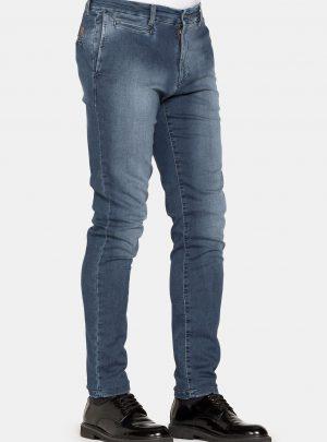 Jogg Jeans Chino Jeanskleur, Heren-710