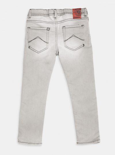 Jogg Jeans Kids, Regular Fit, Lichter Met Touwtje-94C