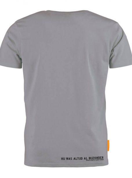 Okimono bijzonder grijs achterkant