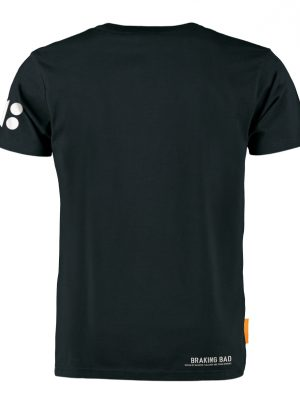 Okimono T-shirt Heren, Zwart, Braking Bad (Back In Stock)