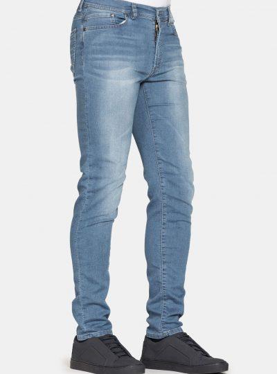 Jogg Jeans Heren, Regular Fit, Lichter Paspoort-512