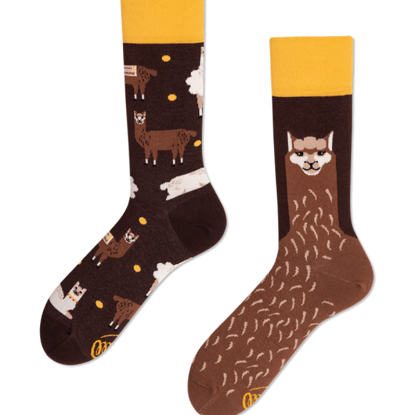 Sokken alpaca