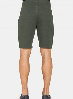 Korte broek achterkant