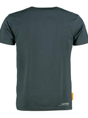 Okimono T-shirt Heren, Grijs, La Frog