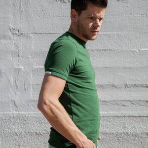 T-shirt calpe groen