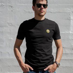 T-shirt calpe zwart