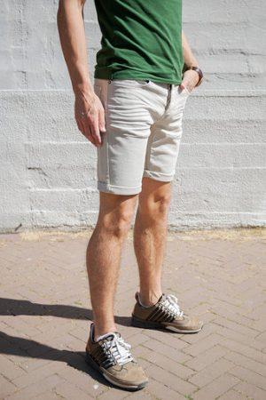 Jogg jeans korte broek heren