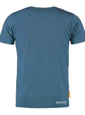 Okimono T-shirt Heren, Blauw, Hoofdstad