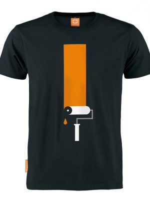 Okimono orange new black