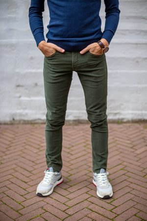 Carrera jeans groen