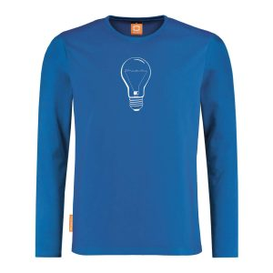 longsleeve lamp kobalt