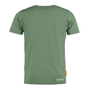 Okimono t-shirt heren achterkant