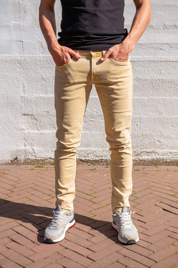 Carrera Jeans lichtgeel