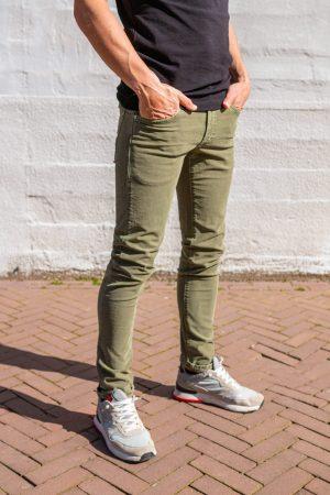 Carrera Jeans zijkant