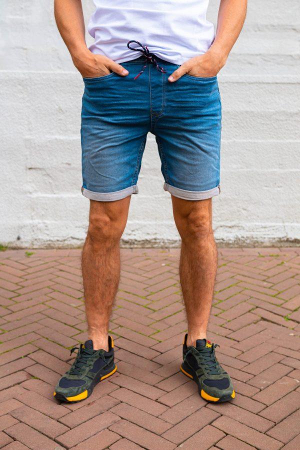 jogging jeans kort