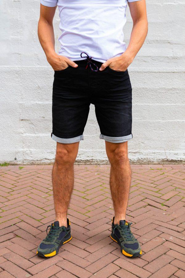 Jogging jeans zwart