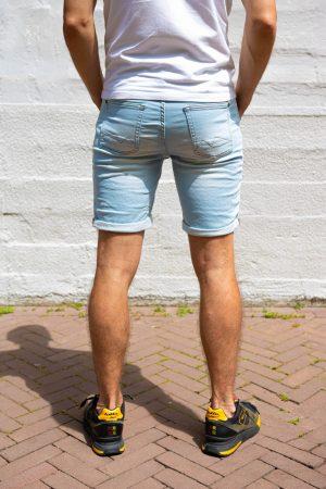 Jogging jeans achterkant