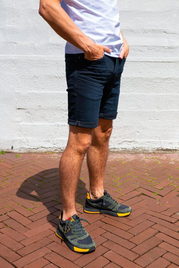 Korte broek super stretch