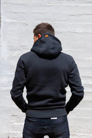 Hoodie achterkant