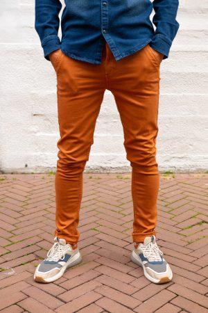 stretch jeans chino